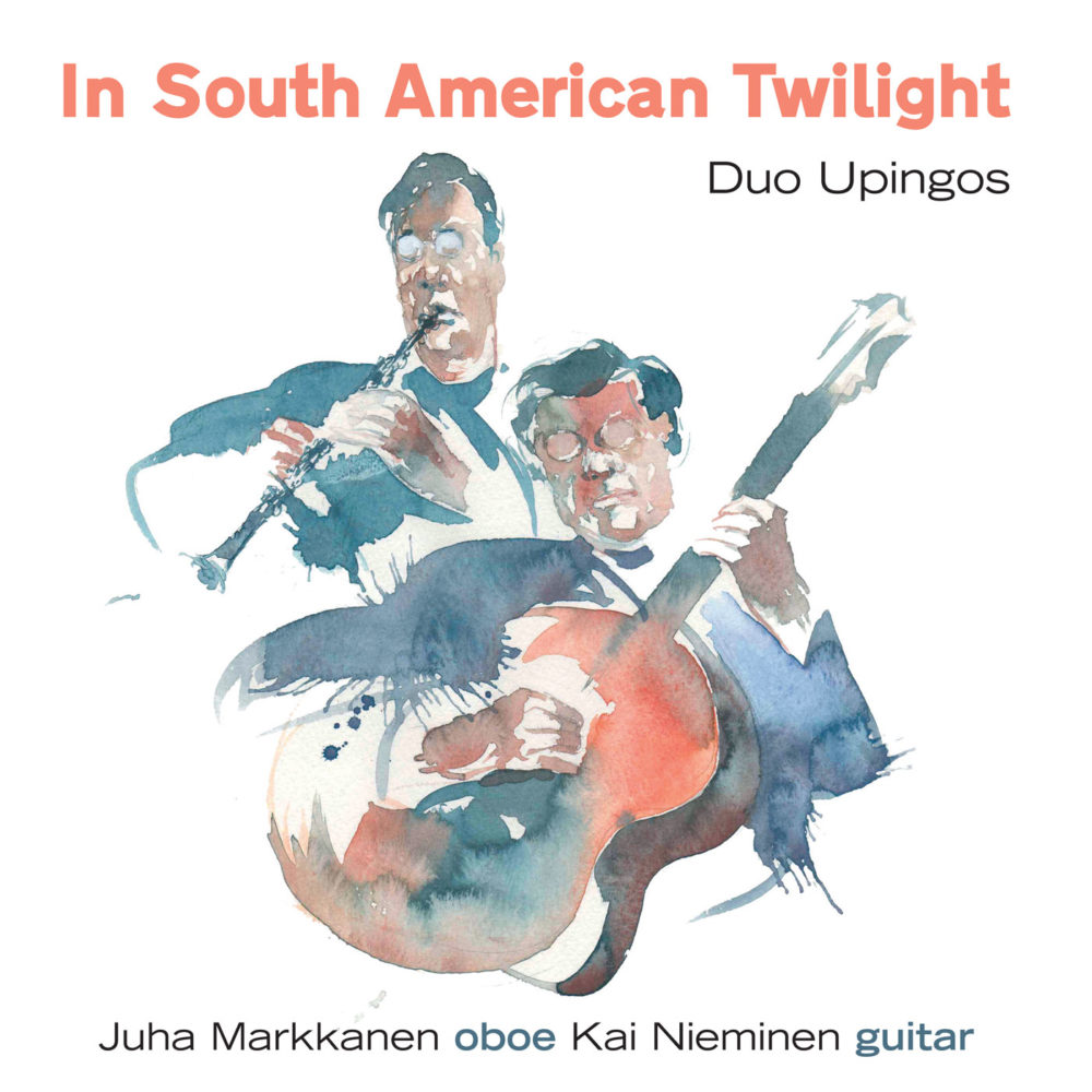 In South American Twilight , JJVCD-53, EAN 6420617450571