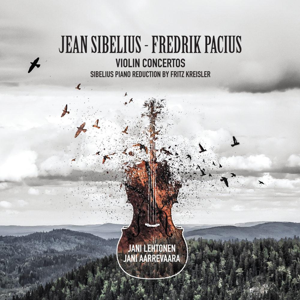 JEAN SIBELIUS – FREDRIK PACIUS VIOLIN CONCERTOS