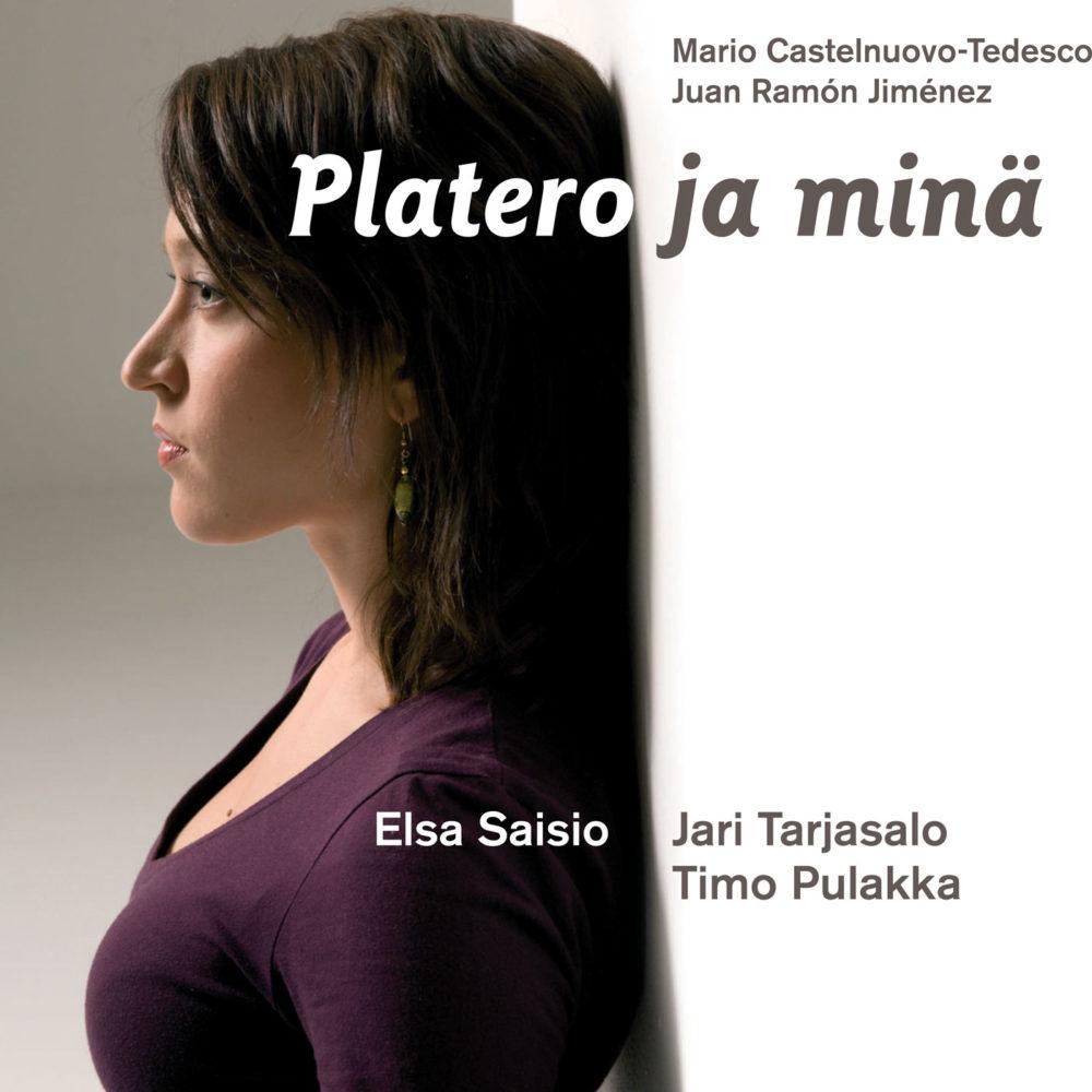 Platero ja minä  JJVCD-36, EAN 6420617450403