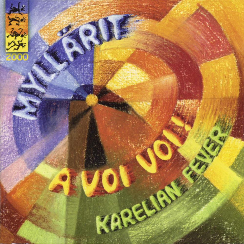 A Voi Voi! Karelian Fever  JJVCD-02, EAN 6420617450014