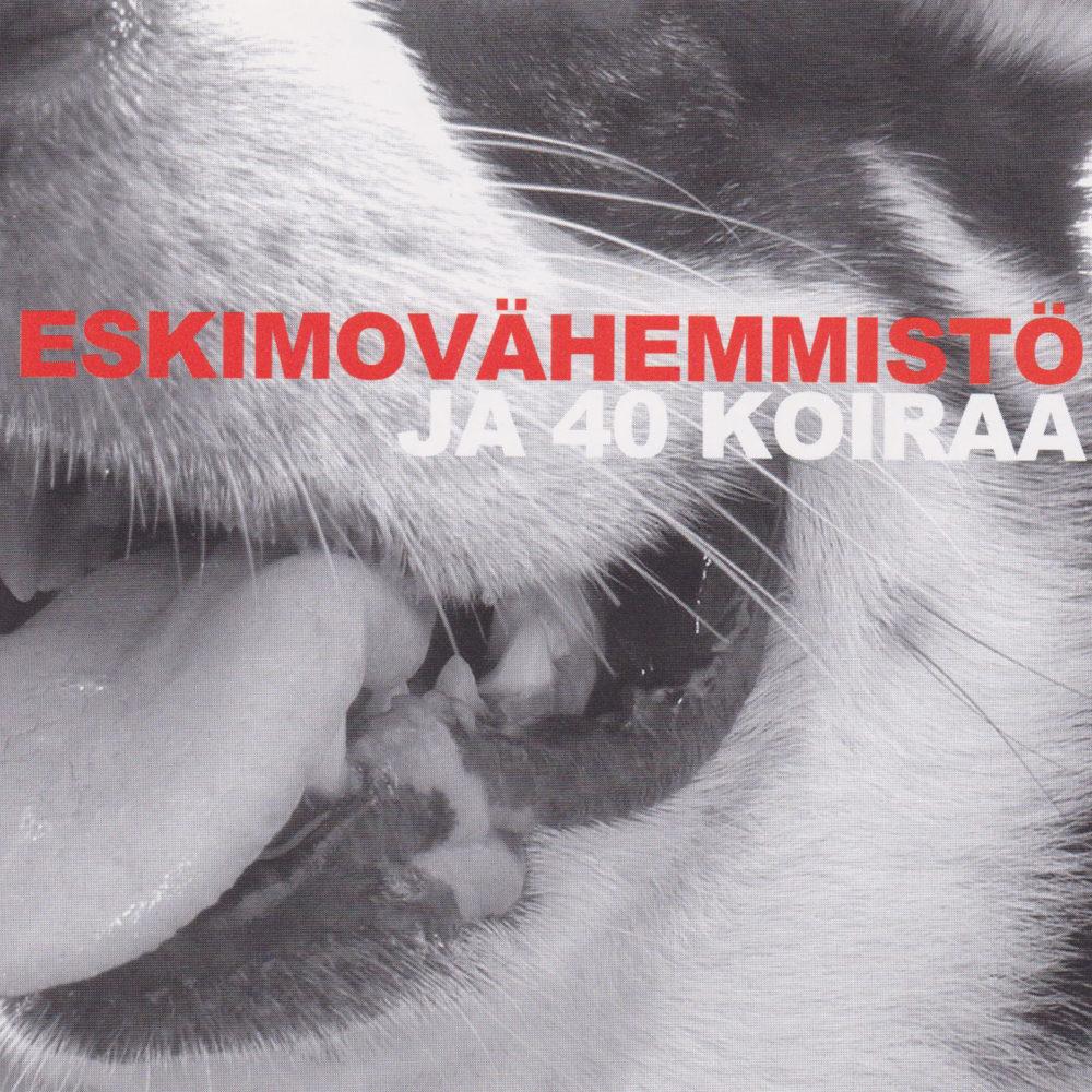 Eskimovähemmistö ja 40 koiraa