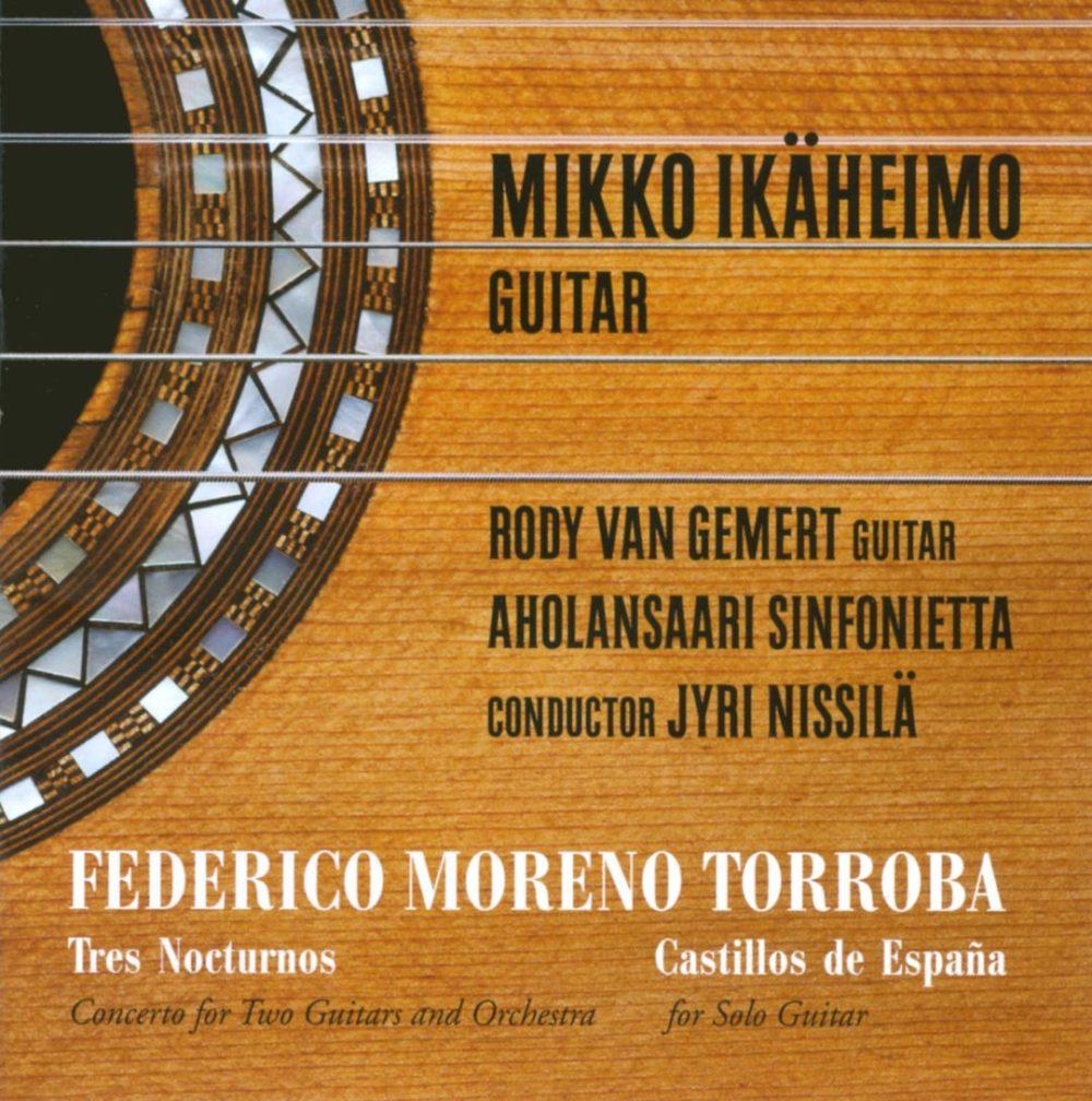 F. MORENO TORROBA, TRES NOCTURNOS, CASTILLOS DE ESPANA, JJVCD-68, EAN 6420617450724