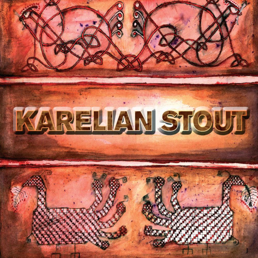 Karelian Stout  JJVCD-23, EAN 6420617450274