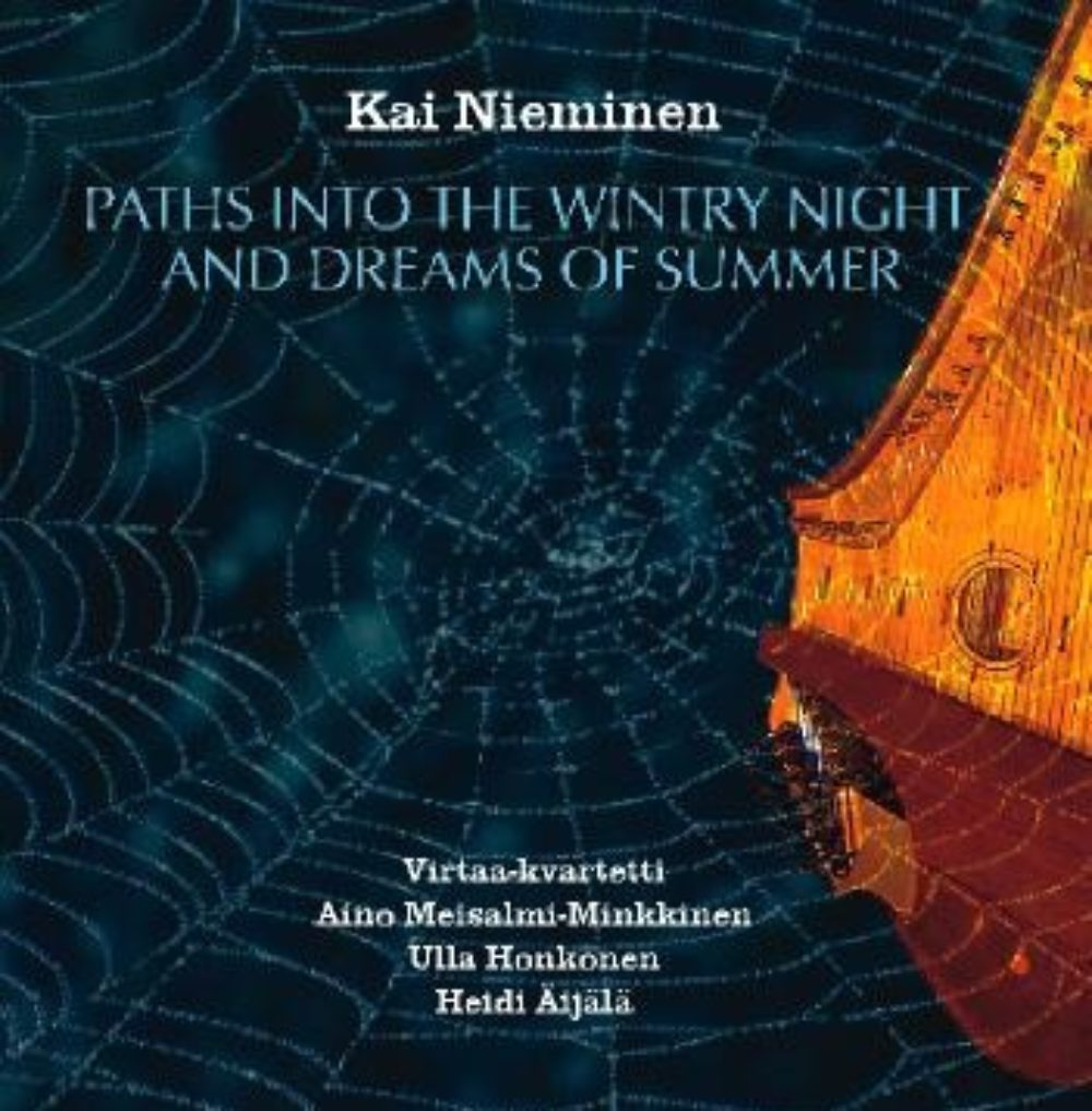 Paths Into the Wintry Night and Dreams of Summer, JJVCD-60, EAN 6420617450649