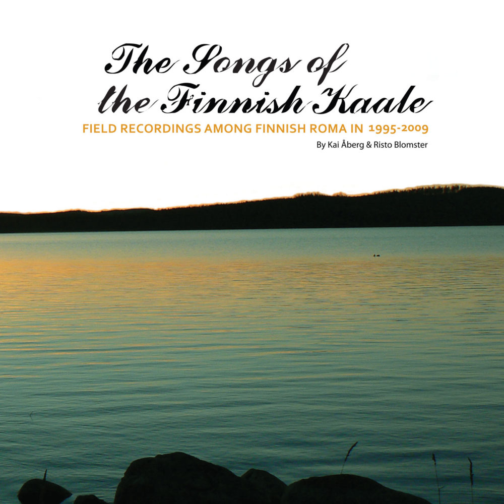 The Songs of the Finnish Kaale, JJVCD-76, EAN 6420617450809