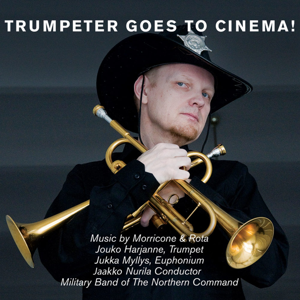 TRUMPETER GOES TO CINEMA!
