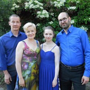 Rapola- kvartetti